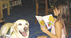 Pooches: your kid's best tutor..