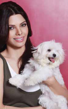 'Pets are gift of god to me': Sherlyn Chopra