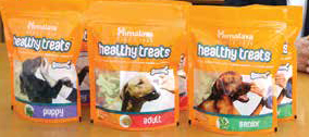 Himalaya enters Rs 700 cr pet nutrition category with 'healthytreats'
