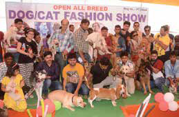 Animo Pet Care and Research Centre hosts dog show in Patna